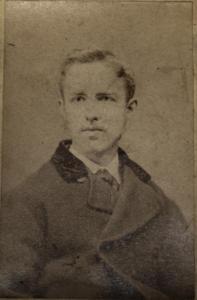 Herbert Welsh as Young Man