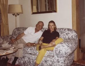 Priscilla and Montgomery Deaver